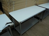 New Stainless Steel Table (3600)