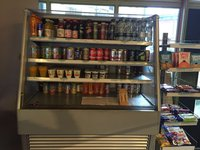 Used Norpe Drinks Display SE1