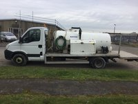 Iveco Daily 6 1/2 Ton Toilet Pump Service Truck