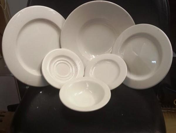 Dudson Twist plates