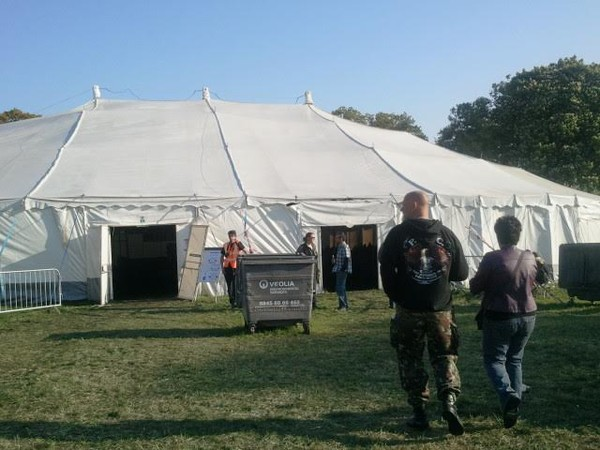 Marquee venue for sale