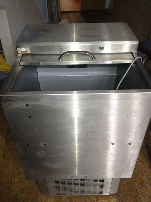 Gamko Slide Top Cooler