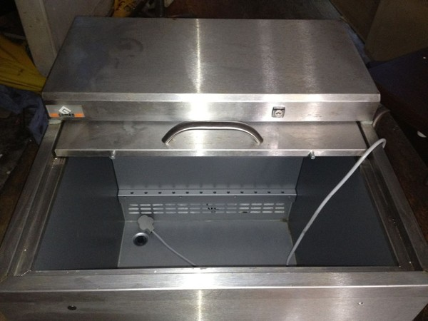 Used Gamko Slide Top Cooler