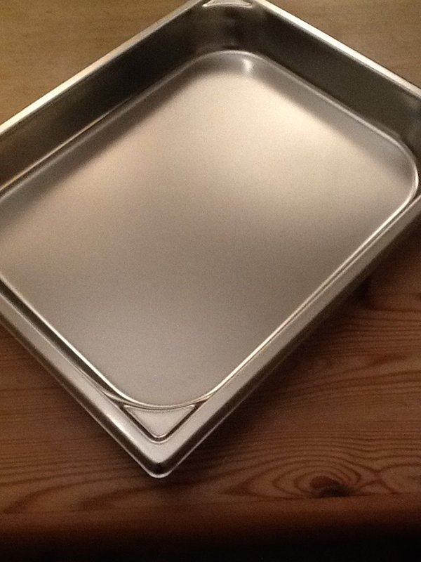 Tray Bake Tins