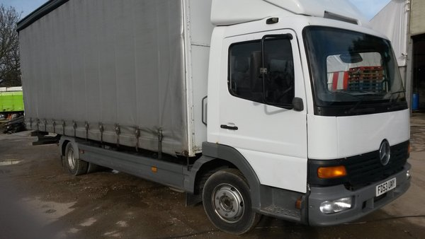 2004 Mercedes Atego 7.5T