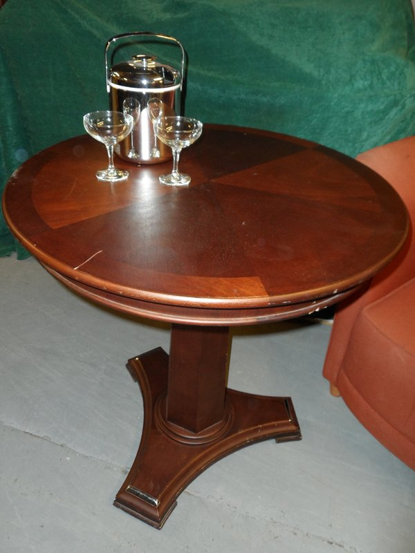 Circular Side-Table x 4