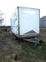 3.5T Box trailer