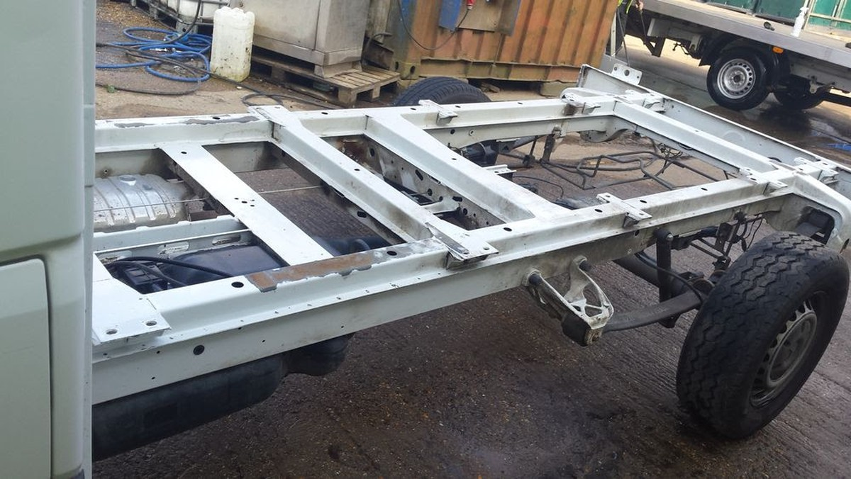 Used Mercedes Sprinter Cab Chassis For Sale