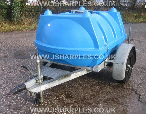 1000 Ltr Bowser Trailer