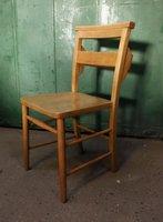 Hullbridge Classic Chapel Church Pew Chairs