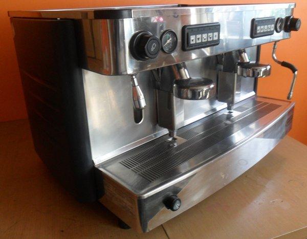 Iberital L'anna 2 group espresso/coffee machine inc grinder