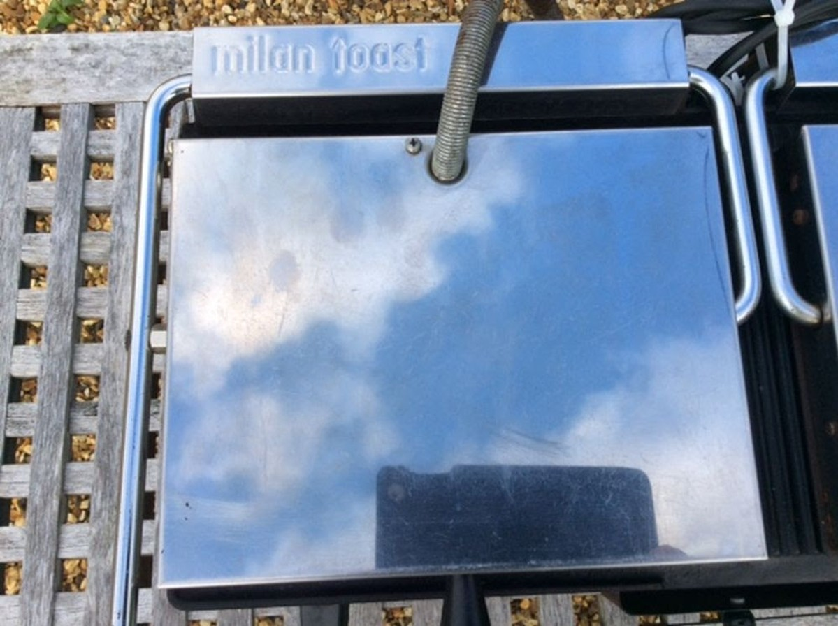 Secondhand Catering Equipment | Contact And Panini Grills | Double ...
