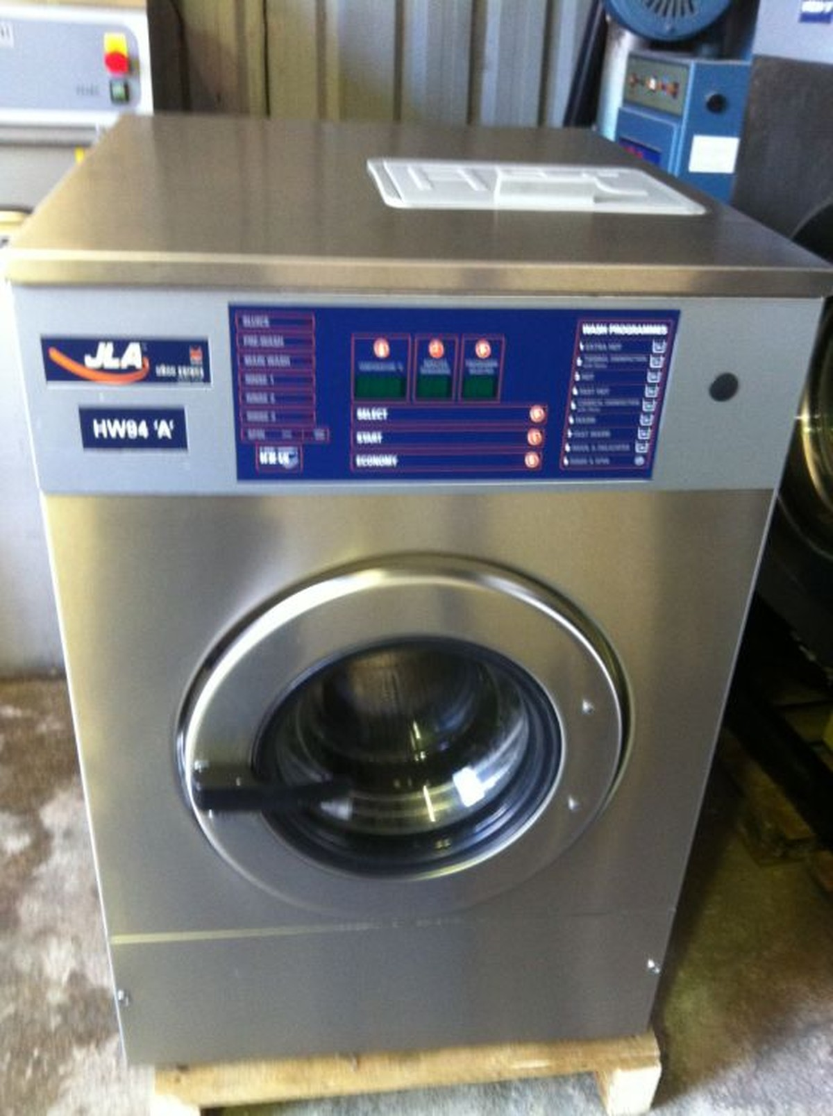Ipso Washing Machine Wiring Diagram Schematic Diagrams Front Loader Parts Secondhand Laundry Equipment Electrical