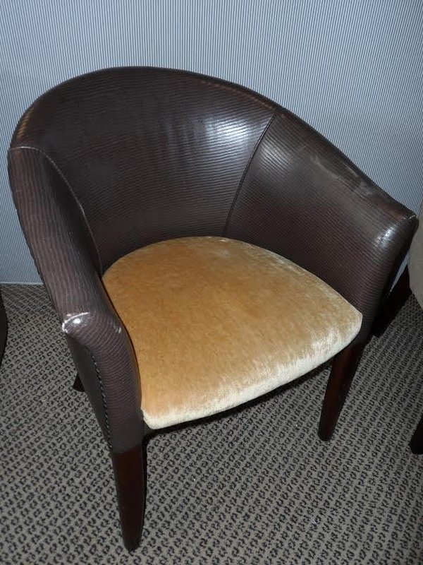 Second-hand tub chairs