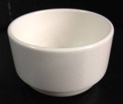 599L Dudson Stacking Soup Bowl