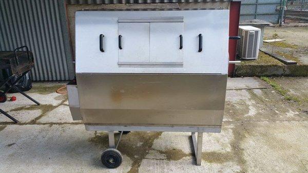 Lamb / Hog Roast Machine