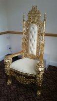 Crown Chair / Throne Chair
