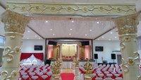 Mandap - Jay Shali 6 Pillar Mandap
