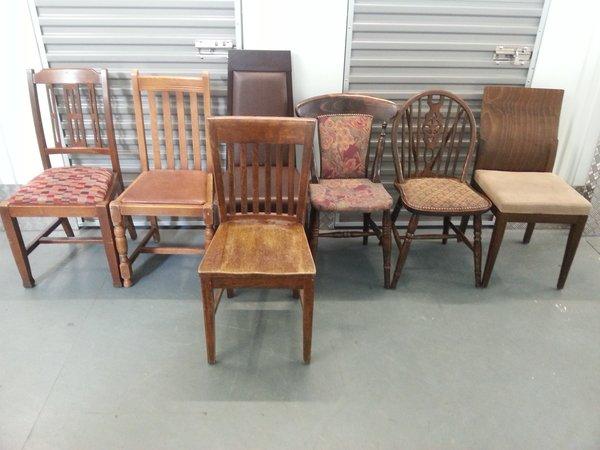 42 Mixed Pub / Restaurant Chairs