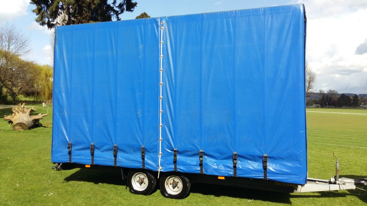 Secondhand Trailers Curtain Side Trailers Curtain