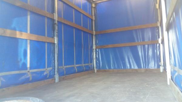 Curtain Sided Bateson Box Trailer