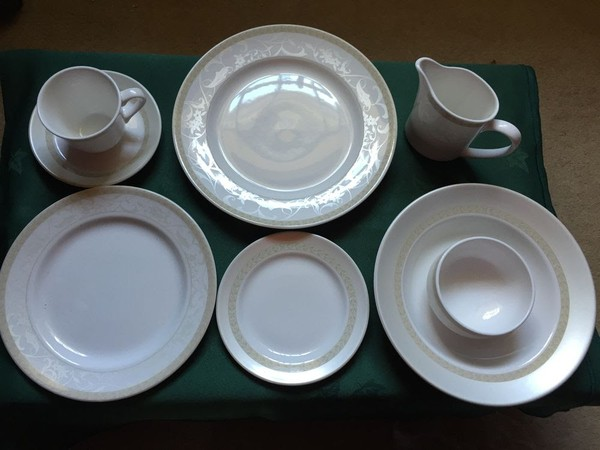 Steelite International 'Antoinette' Crockery
