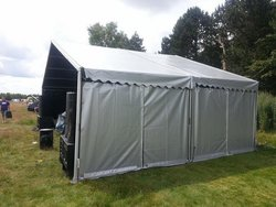 9M Width x 6M Depth Music Stage Roof System