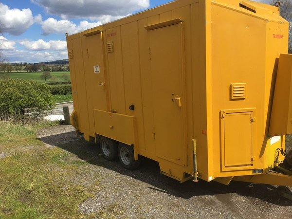 Towable Welfare Unit