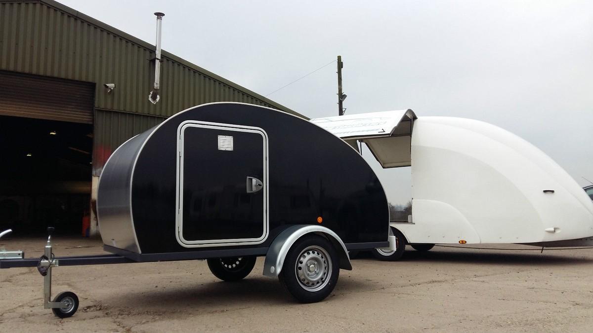 Vw Camper Van For Sale Uk >> Secondhand Trailers | Teardrop Trailers | Teardrop Caravan Camper Trailer Retro Vw Glamping Mini ...