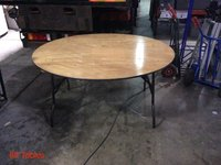6' Round Banqueting Tables