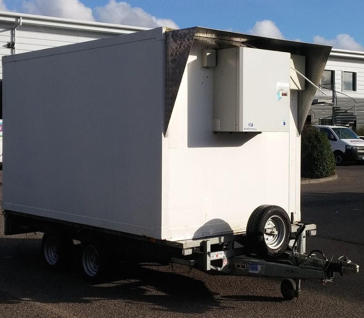 Secondhand Lorries And Vans Refrigerated Vans And