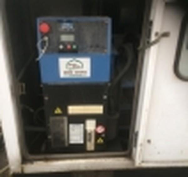 R44 SDMO Super Silent Rental Spec. Generator
