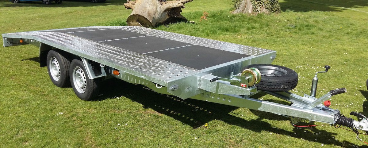 Drop Deck Trailer For Sale >> Secondhand Trailers | Car Transporters | Boro Car Transporter Recovery Trailer - Kent