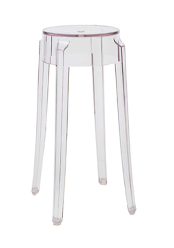 Philippe Starck Ghost Low Stool