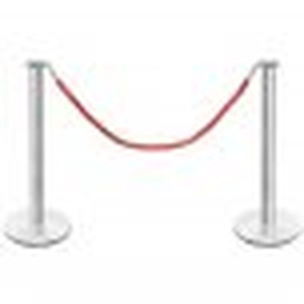60 Chrome Poles (Stanchions)