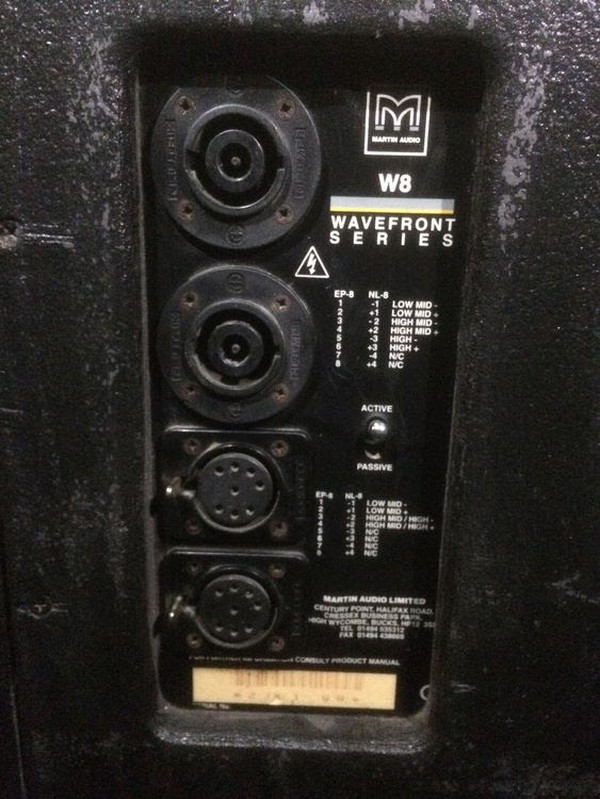 Martin Audio and FFA System