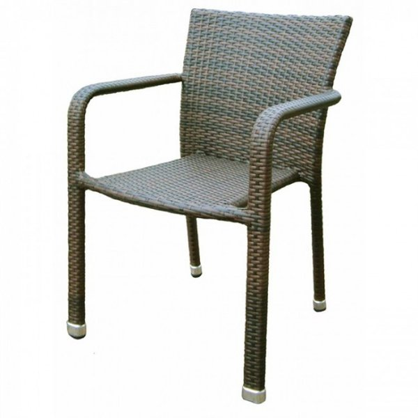 Plaza Outdoor Stacking Armchair (Product Code: MAY0081)