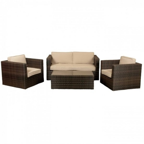 Miami Rattan Furniture Set  (Product Code: MAY0084)