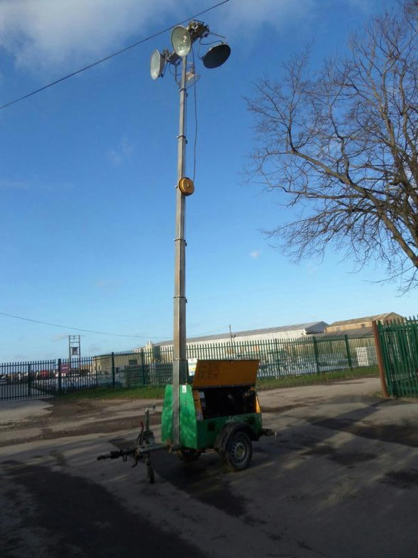 Arc Gen Diesel Lighting Tower