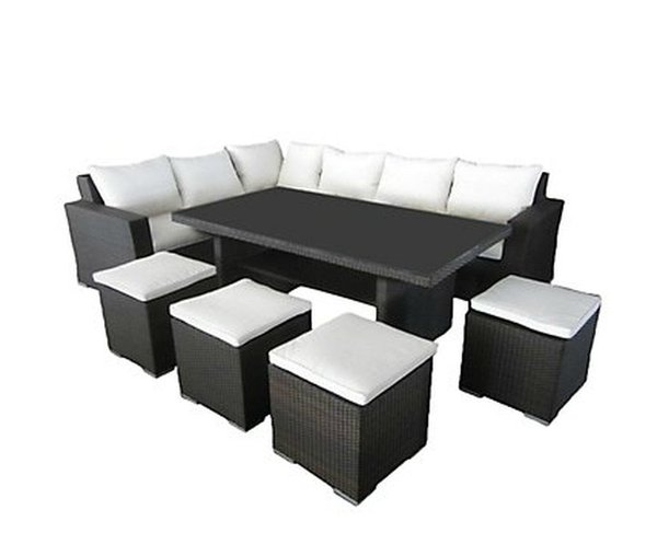 8 Seater Outdoor Dining Sets
