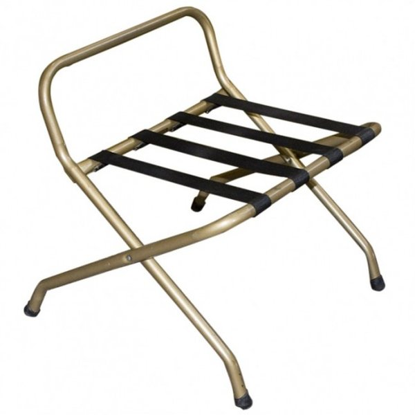 Gold Luggage Racks
