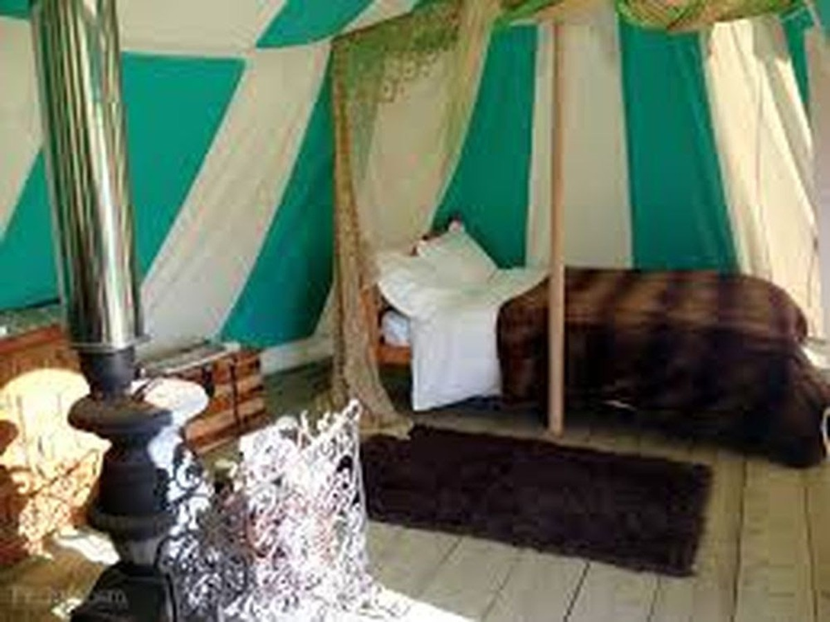 Curlew Secondhand Marquees Glamping And Camping