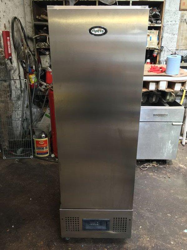 Foster Slimline Upright Freezer