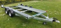 Woodford Car Transporter / Trailer