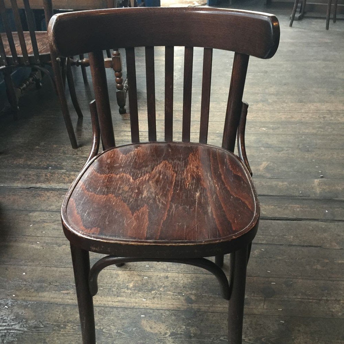 Secondhand Pub Equipment Chairs Various Wooden Pub