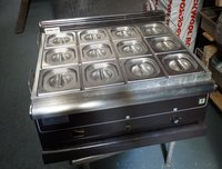 Falcon Natural Gas Table Top Bain Marie
