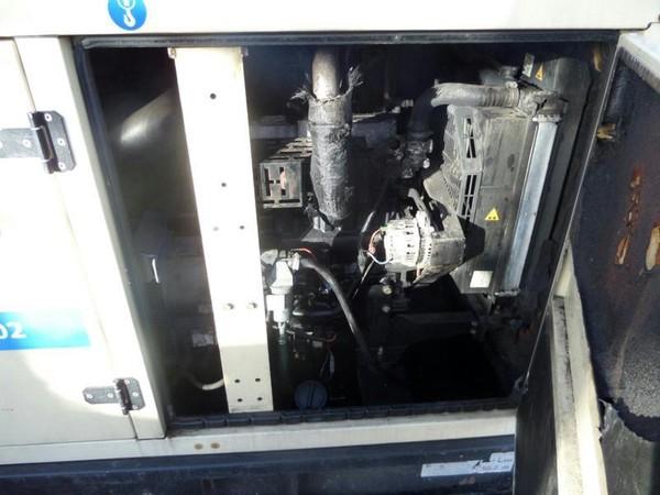 2007 Ingersoll Rand 30kve Diesel Generator
