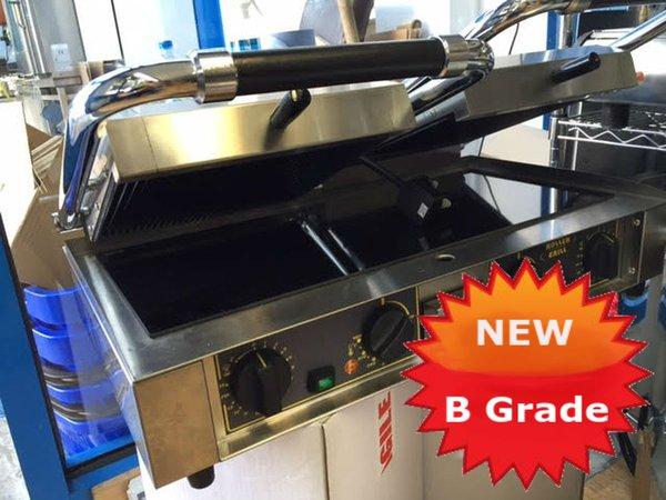 B Grade contact grill