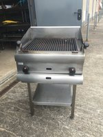Lincat Gas Griddle (with stand)