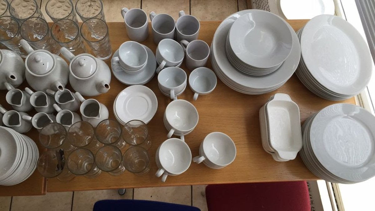 Secondhand Catering Equipment Crockery And China